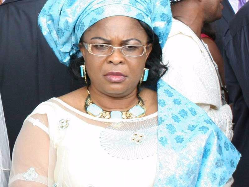 Patience Jonathan, EFCC, PDP
