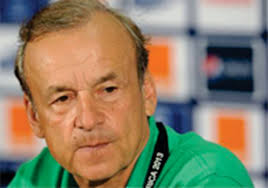 NFF, Gernot Rohr, Super Eagles, AFCON,