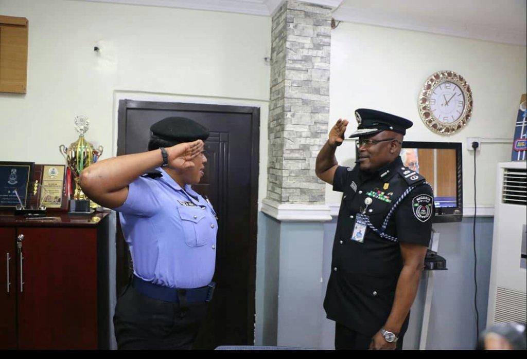 the Assistant Suprintendent of Police, AIG ADAMU IBRAHIM MNI