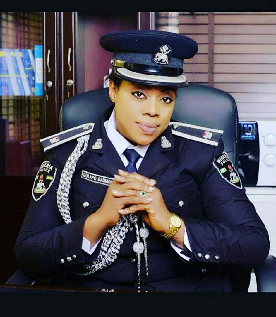 Lagos State Command Public Relations officer PPRO, Dolapo Badmus,