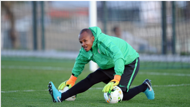 Ikechukwu Ezenwa Super Eagles Goalkeeper