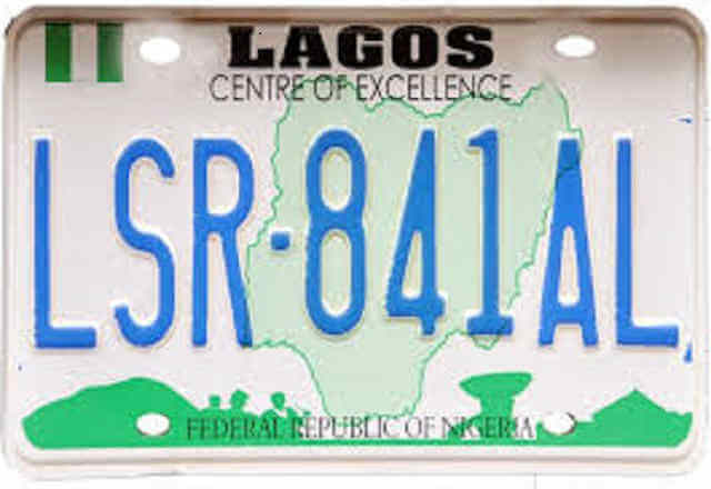 Lagos-plate-number