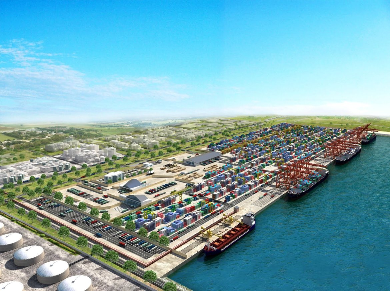 Lekki Deep Sea Port Project