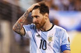 Messi, Copa America,