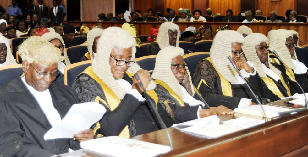 NJC, Judge, Supreme Court, Justice Dogo,