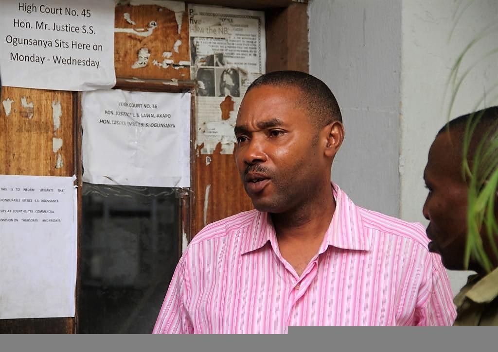 Paul Onwughalu, a former Head of Operations, Union Bank Plc,