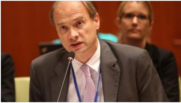 Switzerland Ambassador