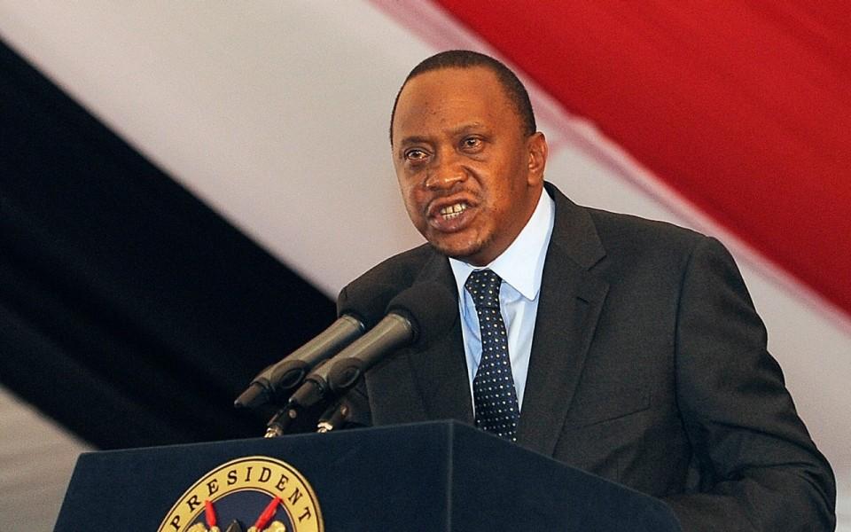 Uhuru-Kenyatta, Kenya electoral board