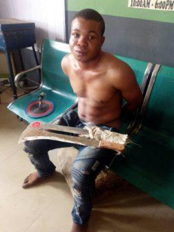 nwagu, police