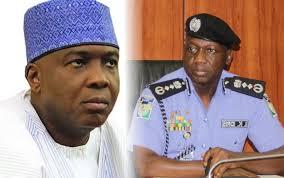 APC, Police IG and senator Saraki
