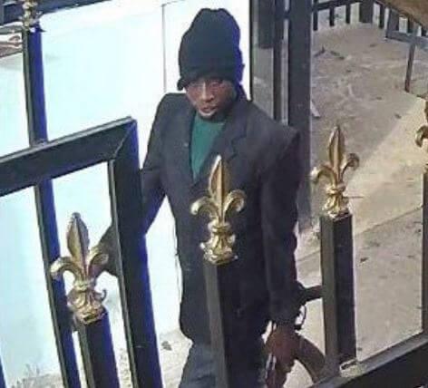 Michael Adikwu, Offa Robbery