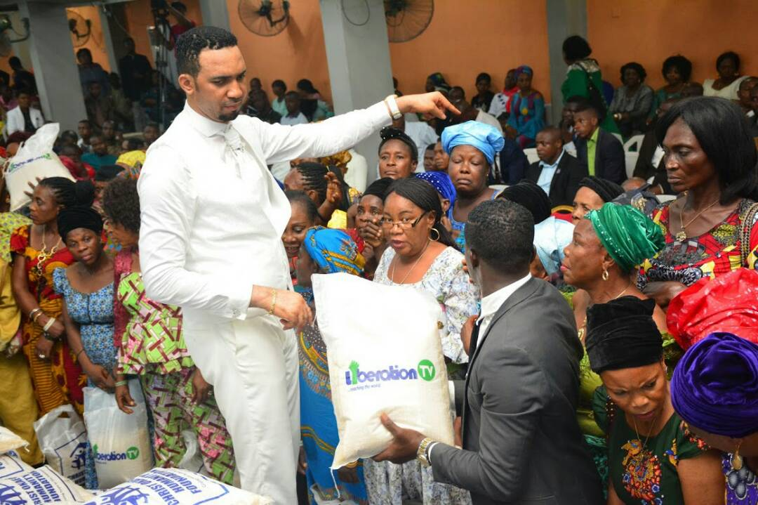 Dr Chris Okafor Gets G Wagon Gift Empowers Orphans Widows With Millions On His Birthday