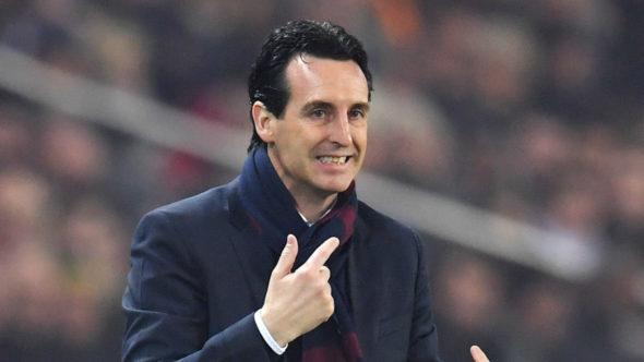 Unai Emery, Arsenal, Liverpool, Ozil,
