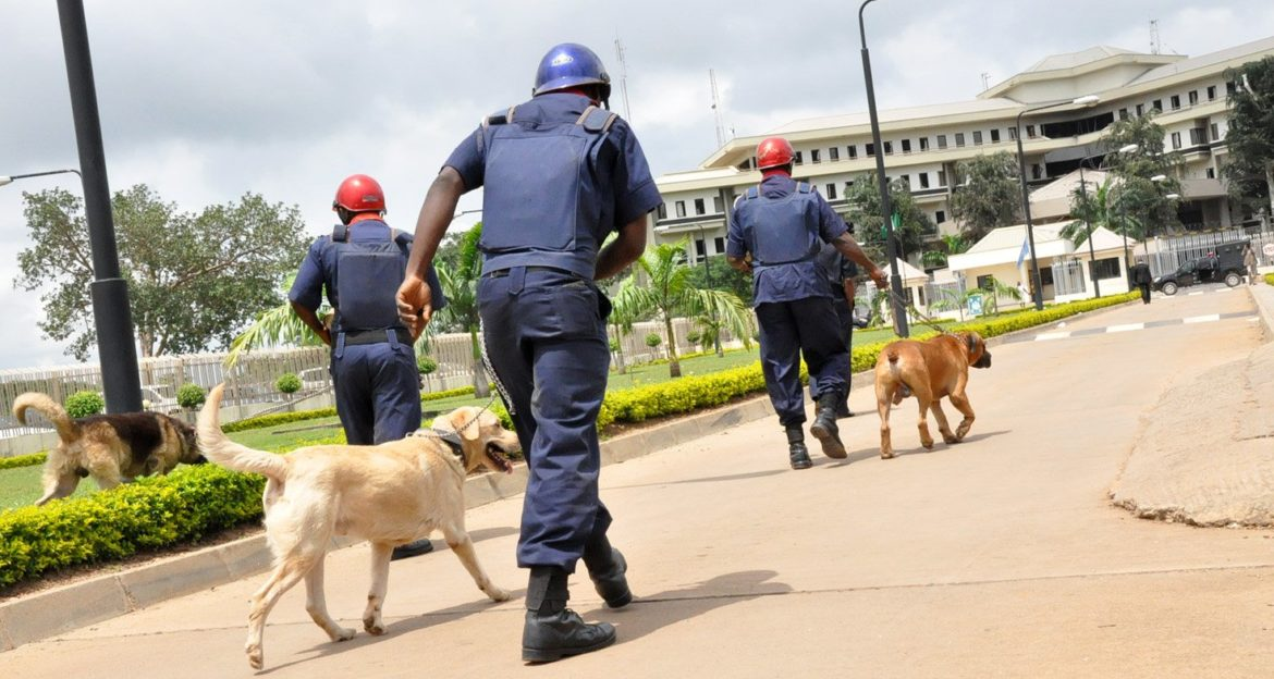 Civil Defen Civil Defence-NSCDC-PATROL-AT-UN-HOUSEce-NSCDC-PATROL-AT-UN-HOUSE