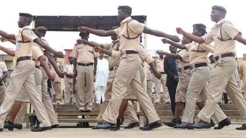 Nigeria-Immigration-Service, Deportation
