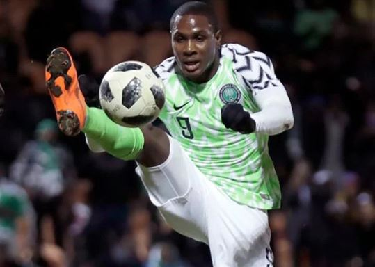Super Eagles, Odion Ighalo, AFCON Qualifiers