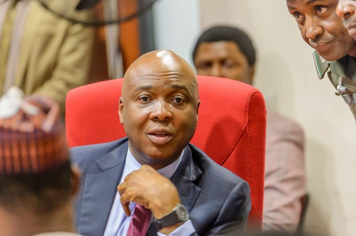 SARAKI, PDP, Senate, Primary Elections