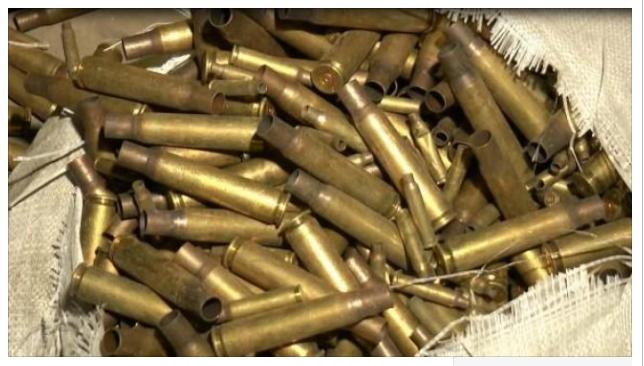 Ammunition, Customs