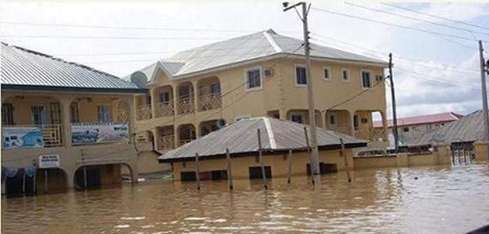 Flood in Osun, Nursing Mother
