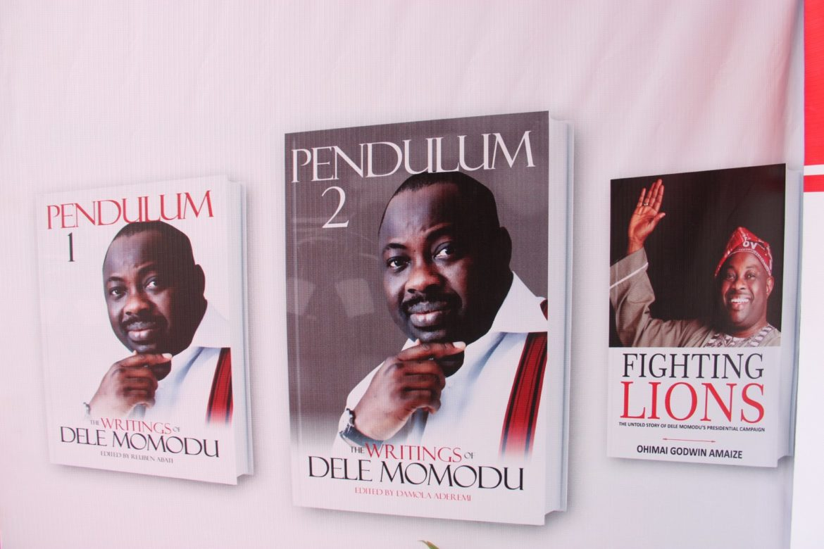 Dele Momodu Book Launch