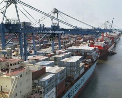 Ship, Port, Fuel