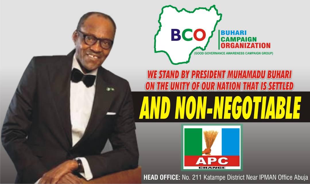 Buhari Campaign Organisation