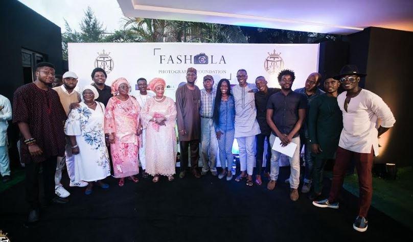 Ebun Akinbo, Fashola Photography Foundation