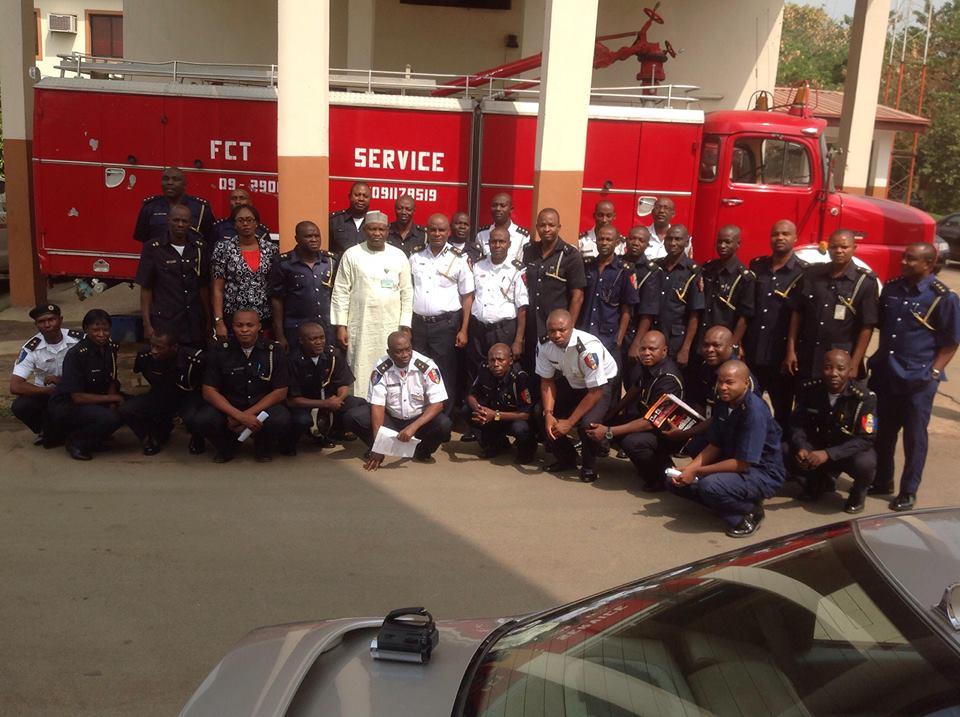 FCT Fire Service