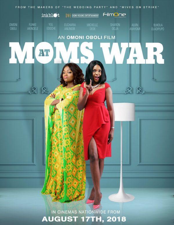 Moms-At-War, Omoni Oboli