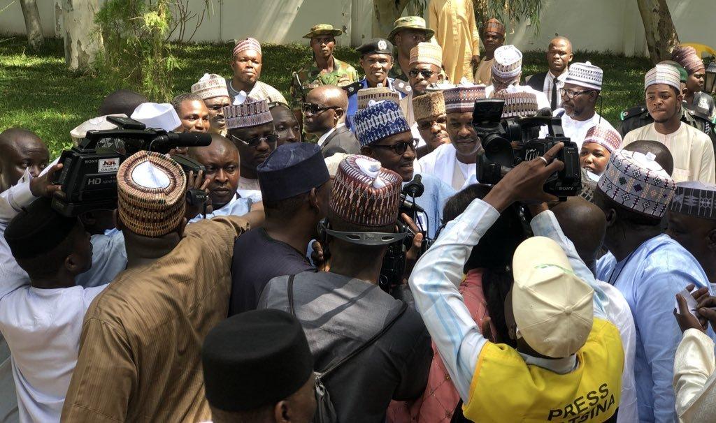 President-Buhari-in-Daura