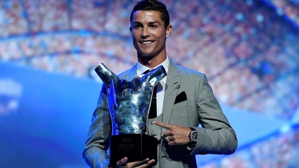 ronaldo, UEFA