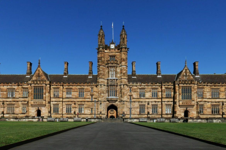 Sydney-University-Sydney-Australia