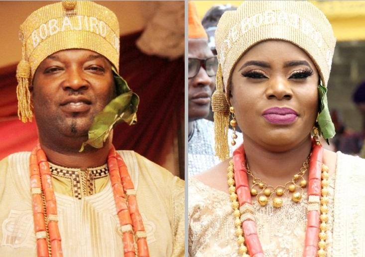 Adron Boss' Wife, Oloro Adetola Emmanuel King