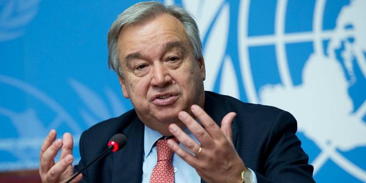 Antonio Guterres, UN, Nuclear War