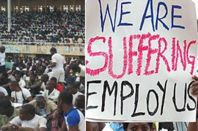 Unemployment, Bayelsa