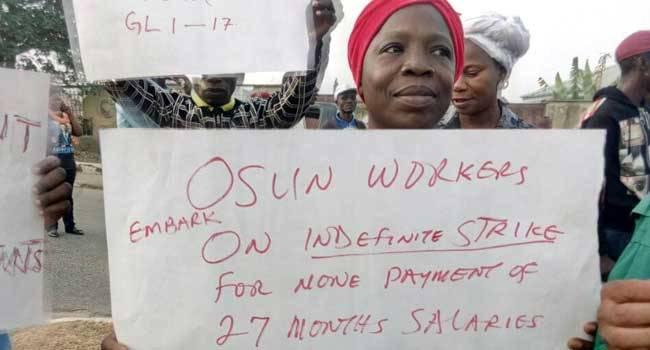 osun workers