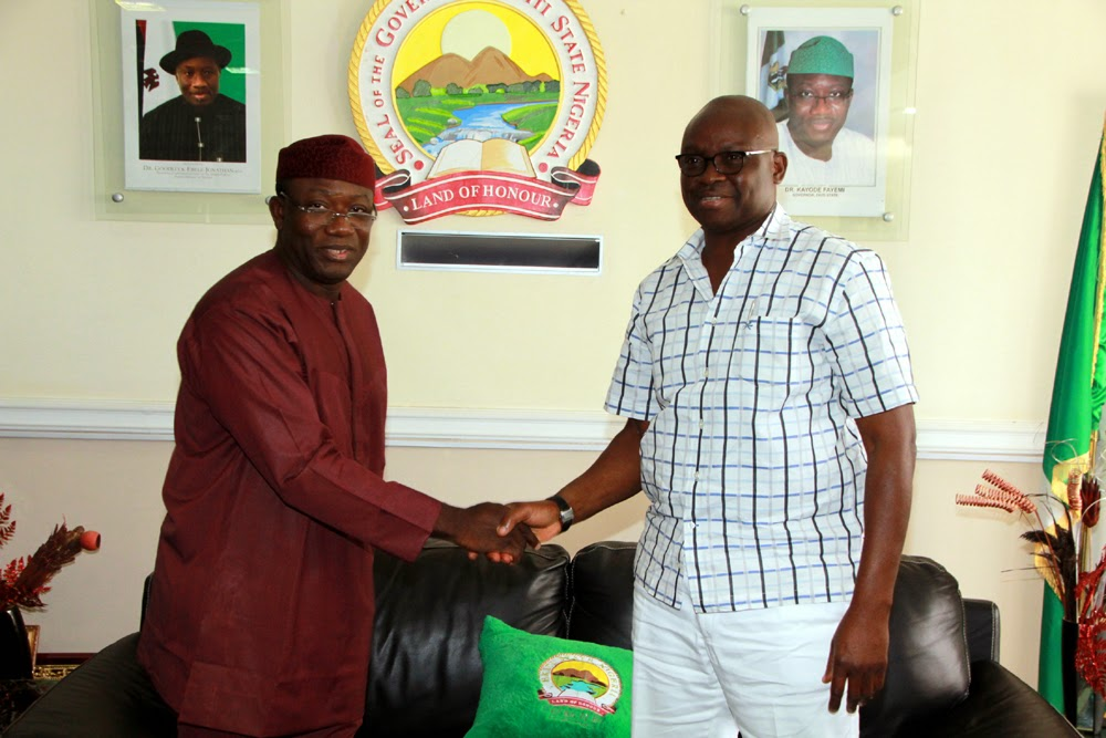 FAYEMI, FAYOSE, Ekiti Governorship Election Tribunal