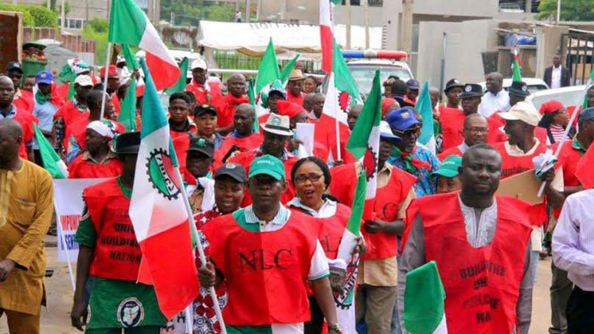Oyo workers, Labour, NLC, Strike, Federal Government, Minimum wage