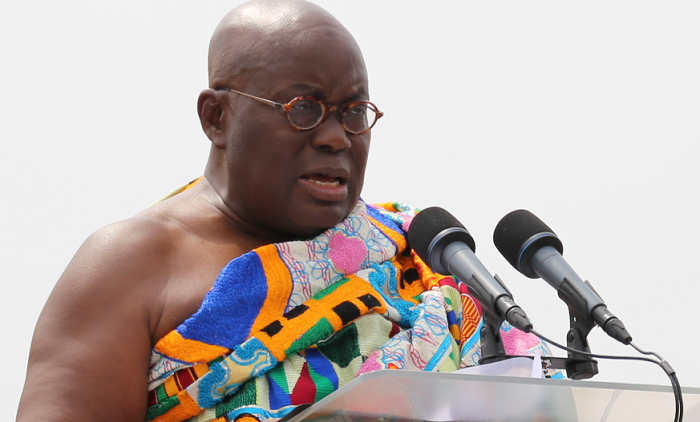 Nana Akufo-Addo of Ghana