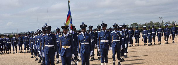 Nigerian air force selection