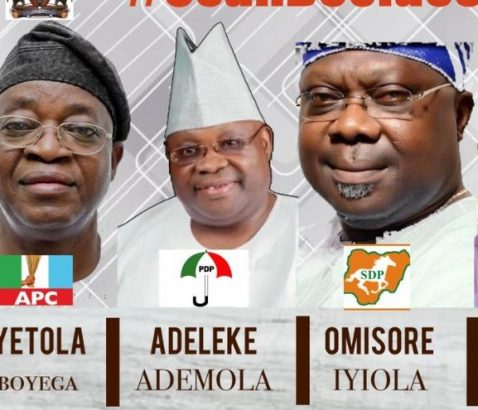 Osun Rerun, US, EU, UK