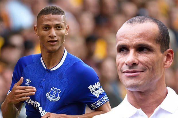 Richarlison, EVERTON, Rivaldo