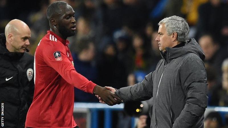 lukaku, mourinho, Manchester United