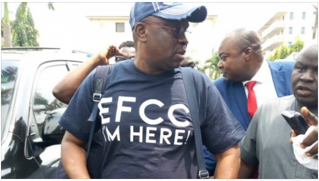 Ayo Fayose, EFCC, Court, Fraud,