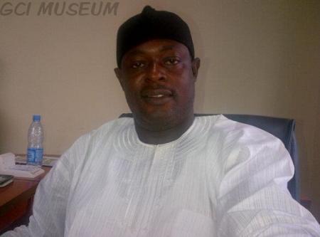Nigeria Chess Federation President, Lekan Adeyemi