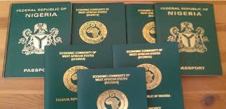 NIS, NIN, New E-Passport,