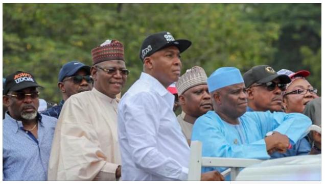 Saraki, PDP, INEC, Osun Rerun