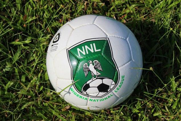 nigeria national league, nnl, football nigeria nff