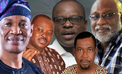 Top Ondo Politicians