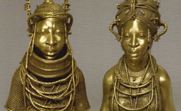 Benin artefacts